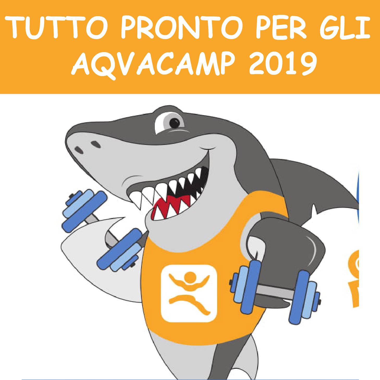 JUNIOR CLUB AQVASPORT 2019