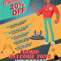 Promo welcome 2020 Flero