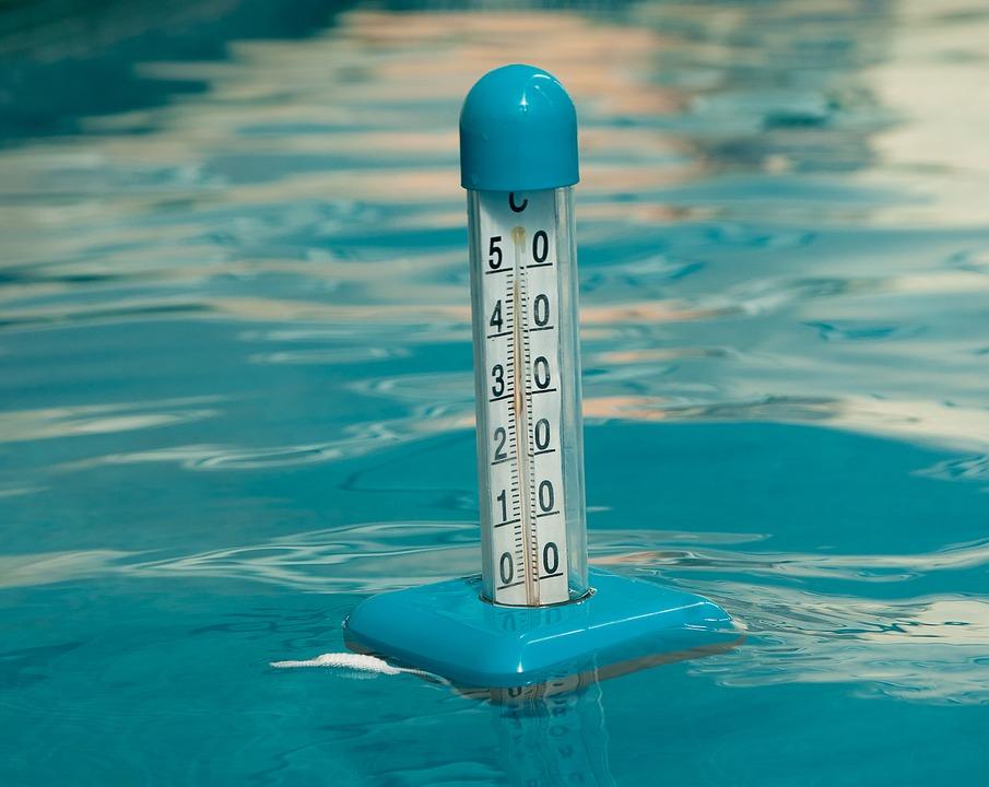 Temperatura acqua nelle vasche a Cermenate
